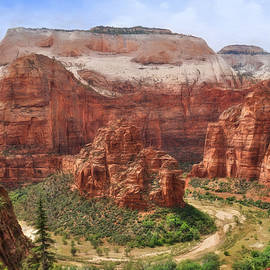 Lori Deiter - The Horseshoe Bend at Zion