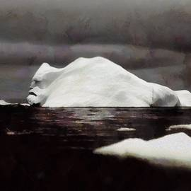 Mario Carini - The Hunchback Iceberg