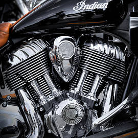 David Patterson - The Indian Springfield Motorcycle