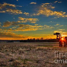 Reid Callaway - The Iron Horse Sunset Blues