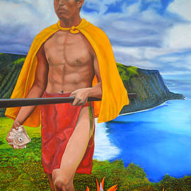 Thu Nguyen - The Island Man
