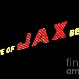 Joseph Baril - The Jax Beer Sign Artwork