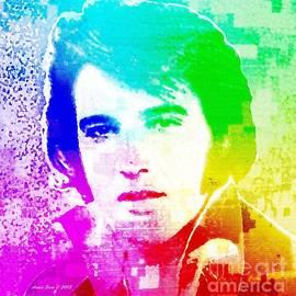 Annie Zeno - Elvis Presley In Pop Art