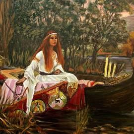 Elena Sokolova - The Lady of Shalott