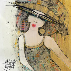 Albena Vatcheva - The Lady With A Hat 2