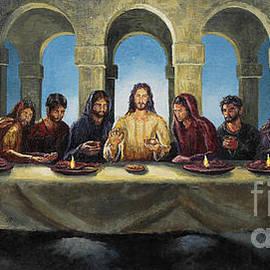 Joey Agbayani - The Last Supper