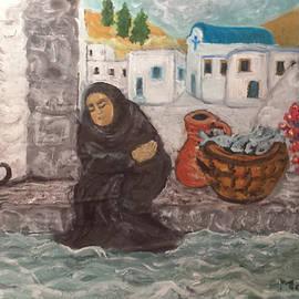 Petra Theodoridou - The legacy of a fisherman
