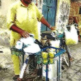 Lenore Senior and Bobby Dar - The Lemonade Seller