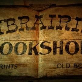 Toni Abdnour - The Librairie Bookshop