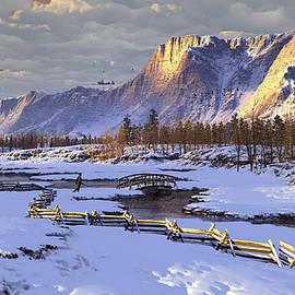Dieter Carlton - The Life of Snow