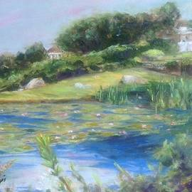 Anne Barberi - The Lily Pond
