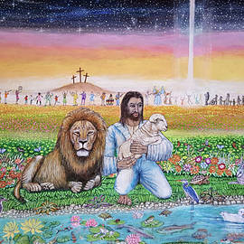 Neal David Reilly - The Lion And The Lamb
