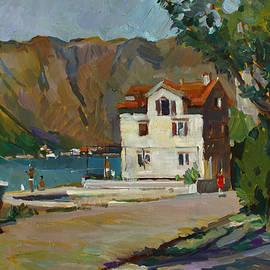 Juliya Zhukova - The long hot day. Sold