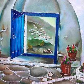 Viktoriya Sirris - The Look To Happy Future Of Greece
