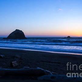 Mitch Shindelbower - The Lost Coast Sunset