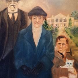 Jennifer Buerkle - The Lovejoys Take Alister Home
