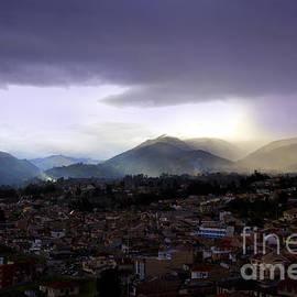 Al Bourassa - The Lovely Cajas At Dusk II - Cuenca Ecuador