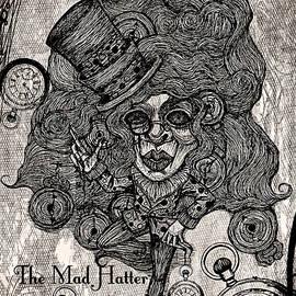 Akiko Kobayashi - The Mad Hatter