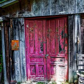 Paul Mashburn - The Magenta Doors