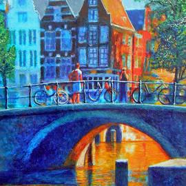 Michael Durst - The Magic of Amsterdam