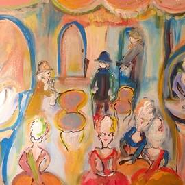 Judith Desrosiers - The magical swan cafe