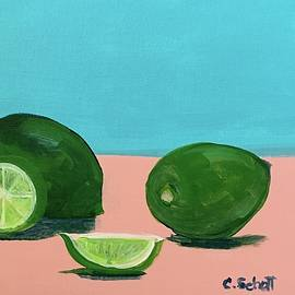 Christina Schott - The  Magnificent Fruit From The Lime Tree II