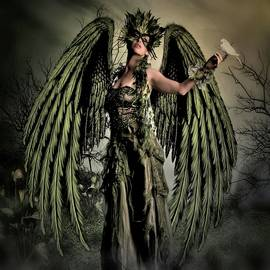 G Berry - The Mask Angel