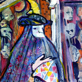 Mindy Newman - The Masks of Venice