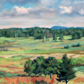 Bonnie Mason - The Meadow - Big Meadows on Skyline Drive