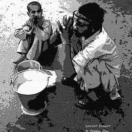 Lenore Senior and Bobby Dar - The Milk Sellers 2