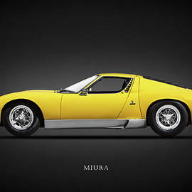 The Miura SV 1972 - Mark Rogan
