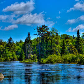 David Patterson - The Moose River at Singing Waters