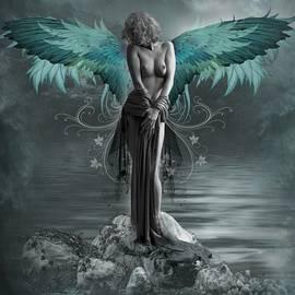 Ali Oppy - The Naked Shy Angel