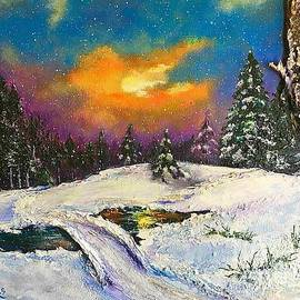 Viktoriya Sirris - The Night Before Christmas