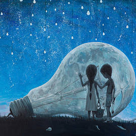 Adrian Borda - The Night We Broke The Moon