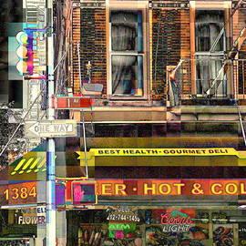 Miriam Danar - The Old Corner Market