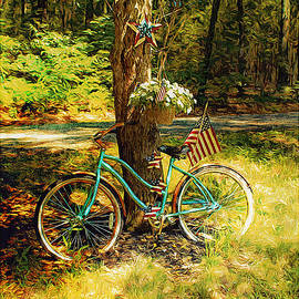Tina  LeCour - The Old Huffy