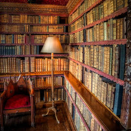 Adrian Evans - The Old Library