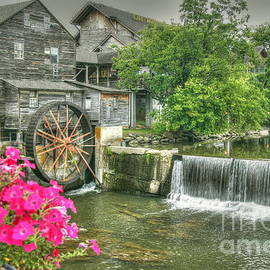 Myrna Bradshaw - The Old Mill