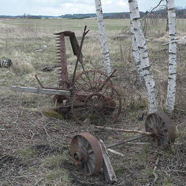 Esko Lindell - The old mower