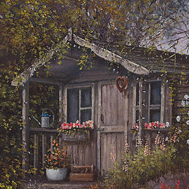 Sean Conlon - The Old Potting Shed