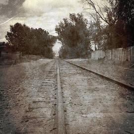 Glenn McCarthy Art and Photography - The Old Railroad Tracks