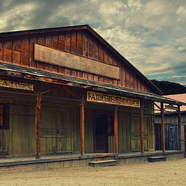 Glenn McCarthy Art and Photography - The Old West - Paramount Ranch
