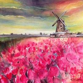Therese Alcorn - The Old Windmill - original sold
