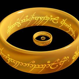 Nicholas Romano - The one Ring Droste