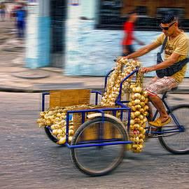 Claude LeTien - The Onion Vendor
