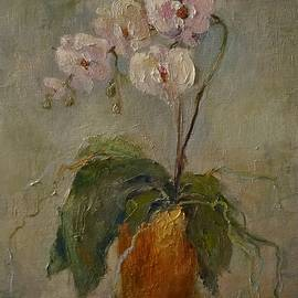 Natalia Bardi - The orchid