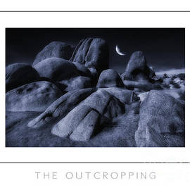 Mike Nellums - The Outcropping poster