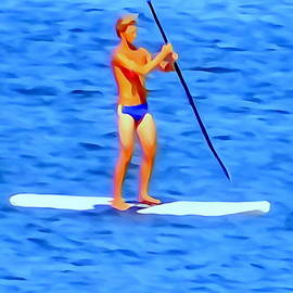 Ed Weidman - The  Paddleboarder