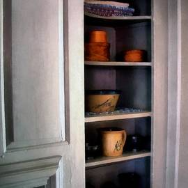 RC deWinter - The Painted Pine Cupboard
